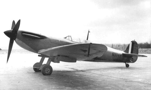 File:Supermarine Spitfire MkIII Prototype.jpg