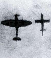 Supermarine Spitfire with V-1
