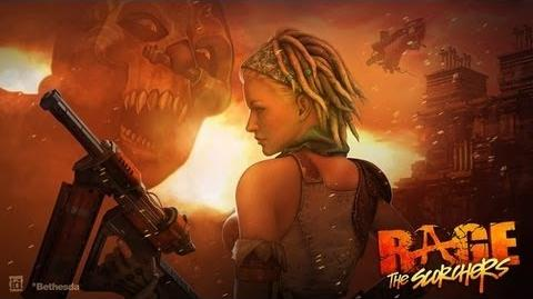 Let's Play Rage The Scorcher's DLC Part 1 - Hagar Caves-0