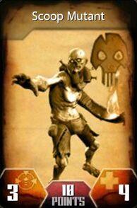 Scoop Mutant (Card)