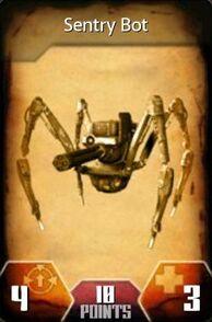 Sentry Bot (Card)