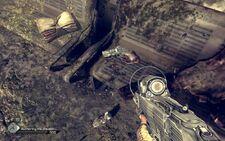 Rage Dead City Settler pistol
