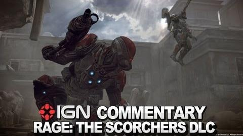 IGN Plays Rage The Scorchers DLC