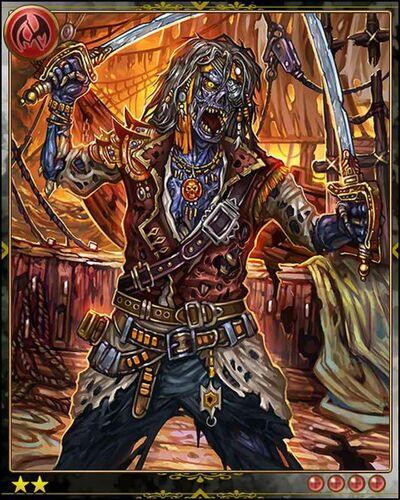 Zombie Seafarer+++