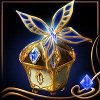 Blue Jewelry Box+