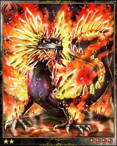 Fire Lizard+++