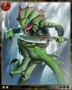 Lizard Fighter