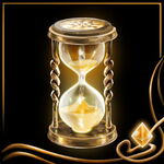 Yellow Hourglass