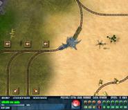 Rail war aircraft