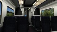 Class 158 Regional Railways passenger view
