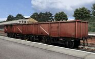 UK Coal Wagons Pack 04
