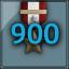 Achievement image Medal 900