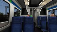Class 158 Regional Railways passenger view 2