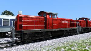DB Class 294 profile