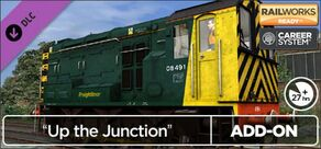 Up the Junction Steam header