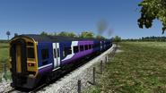Class 158 Northern Rail profile