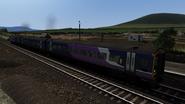 Class 158 Settle to Carlisle Northern Rail profile