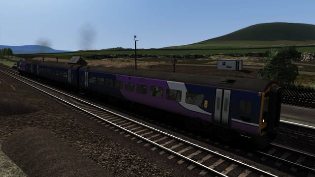 File:Class 158 Settle to Carlisle Northern Rail profile.png
