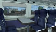 Class 395 passenger view