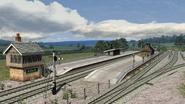 Somerset & Dorset Railway Cole