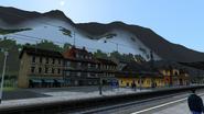 Seebergbahn Dissen station