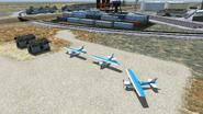 Hopetown landing strip