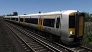 Class 375 White Grey