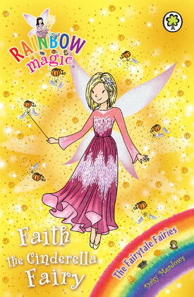 Faith cinderella fairy