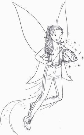 Ariana illustration