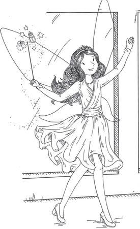 Frances illustration