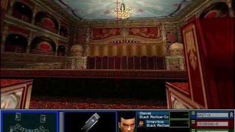 Tom Clancy's Rainbow Six Rogue Spear Mission 12 - Operation - Temple Gate