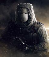 Hazmat Whitemask poster