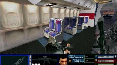 Tom Clancy's Rainbow Six Rogue Spear Mission 05 - Operation - Perfect Sword