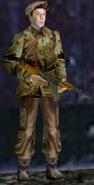 Kosovan soldier
