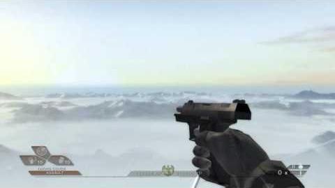 Tom Clancy's Rainbow Six- Vegas 2 - P99