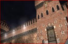 Castle in Milan news