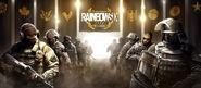 Rainbow six siege Pro League poster