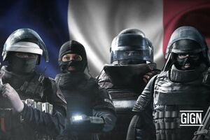 GIGN Operators