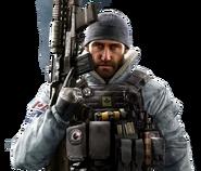 Buck (No Background) Portrait