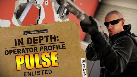 Rainbow Six Siege - Operator Profile PULSE-0