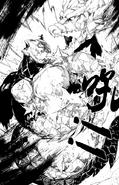 Stone Golem Attacked By Stone Dragon