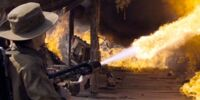 T-148 flamethrower