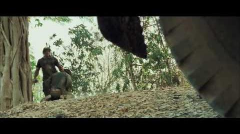 The new Rambo Trailer