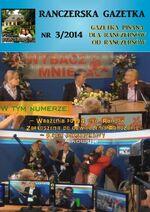 Ranczerska Gazetka 3 Okładka