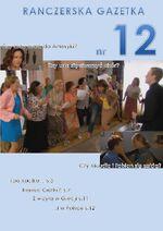 Ranczerska Gazetka 12 Okładka