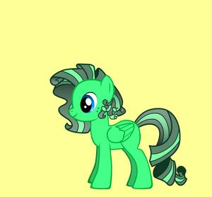Di'angelo Pony OC