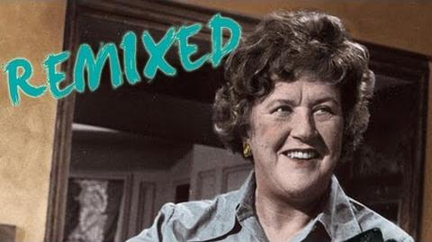 Julia Child Remixed Keep On Cooking PBS Digital Studios