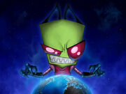 Invader zim earth