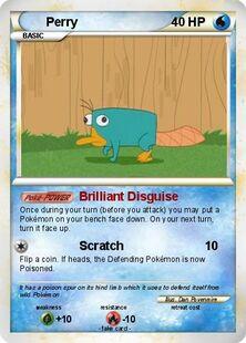 Perry Pokemon