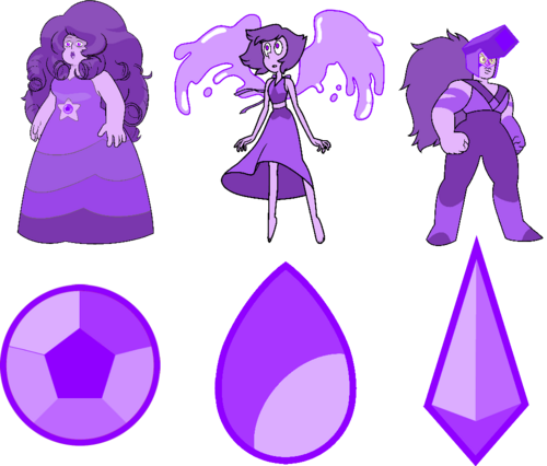 Purple Apatite
